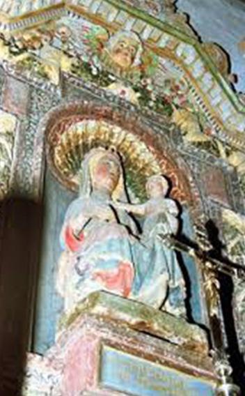 Vierge-a-enfant-poychrome-eglise-menerval